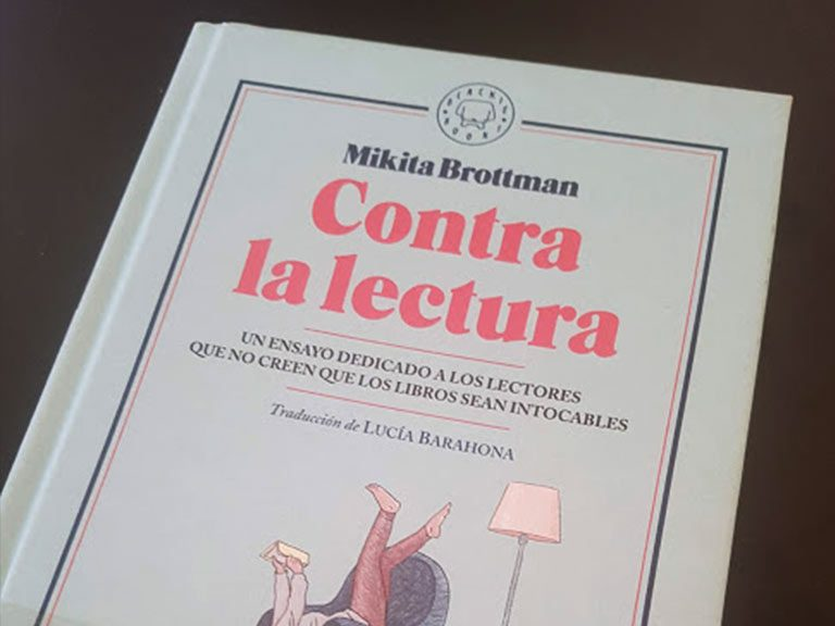 Contra la lectura