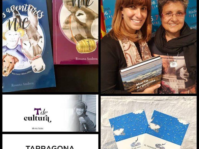 TARRAGONA RÀDIO – T DE CULTURA | 9 DE NOVEMBRE  2019